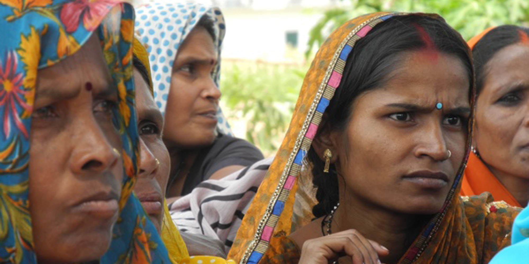 Women's self-help group, Varanasi, India